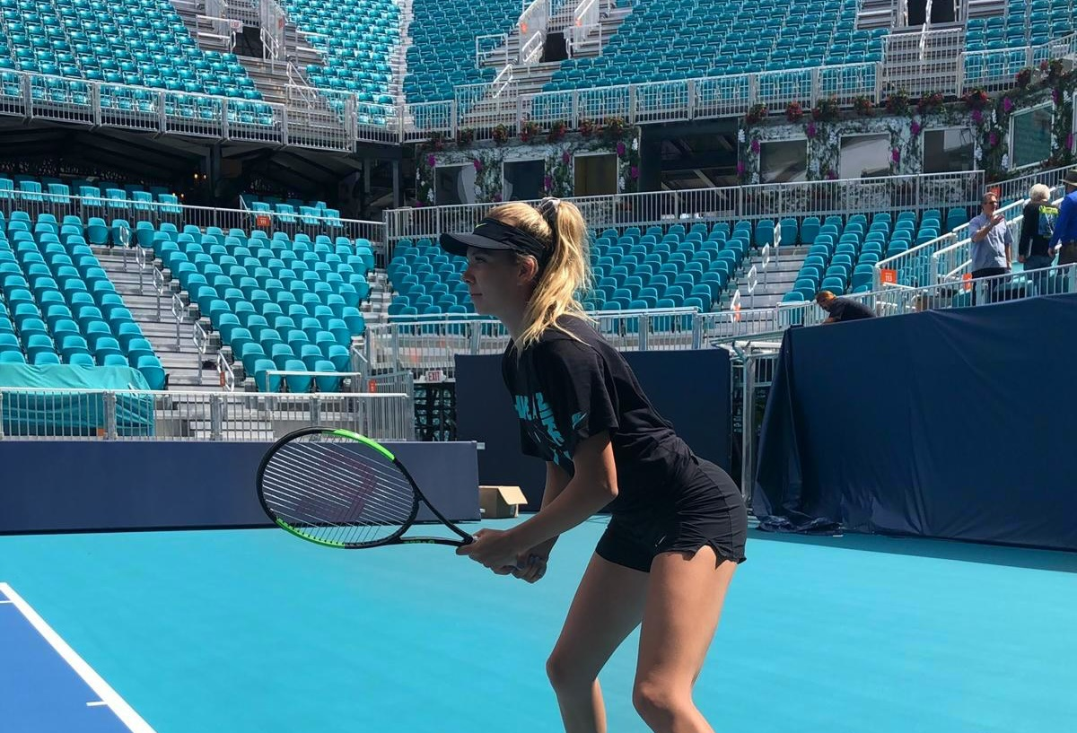 read our exclusive interview with katie boulter as she